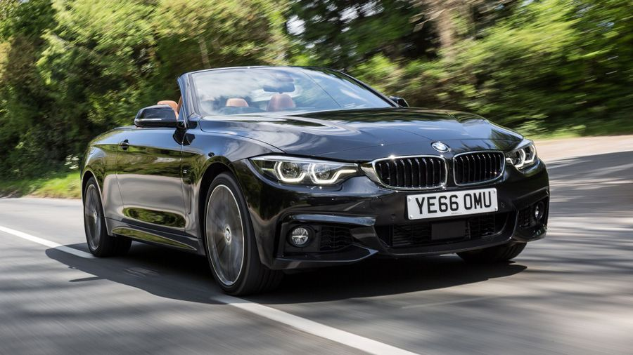 BMW Series Convertible Review Auto Trader UK - Bmw 4 series hardtop convertible
