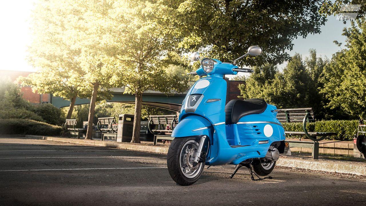 Peugeot Django 50cc