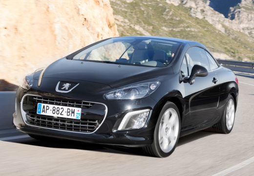 Used Peugeot 308 Cc Cars For Sale On Auto Trader Uk