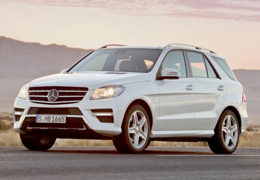 Used Mercedes Benz M Class