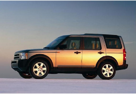 Used Land Rover Discovery 3