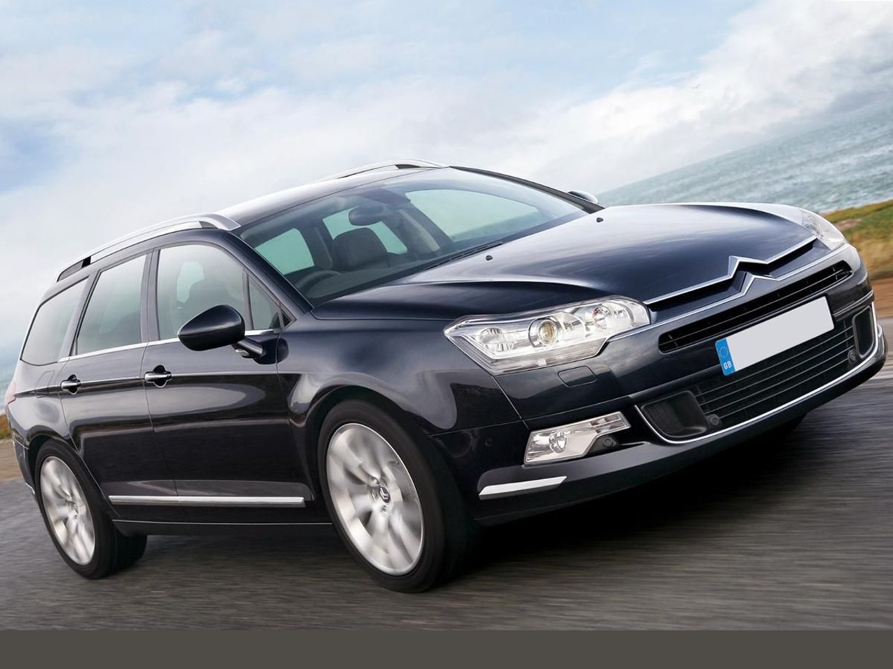 Citroen C5 Tourer estate