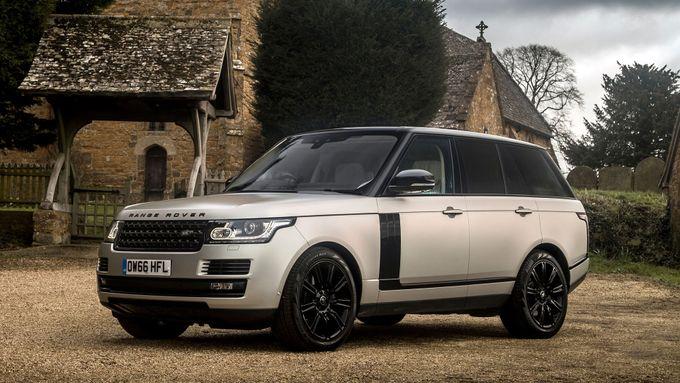 Range Rover nose