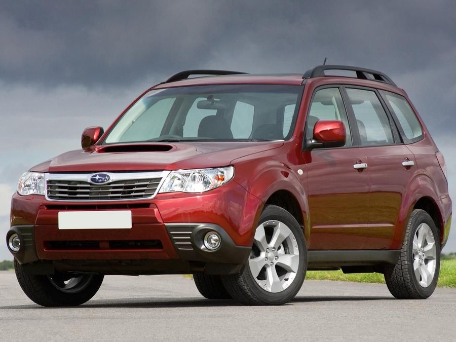 Car Insurance For Subaru Forester