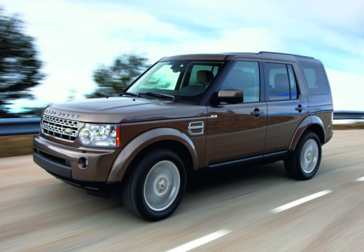 Used Land Rover Discovery 4 Cars For Sale On Auto Trader Uk