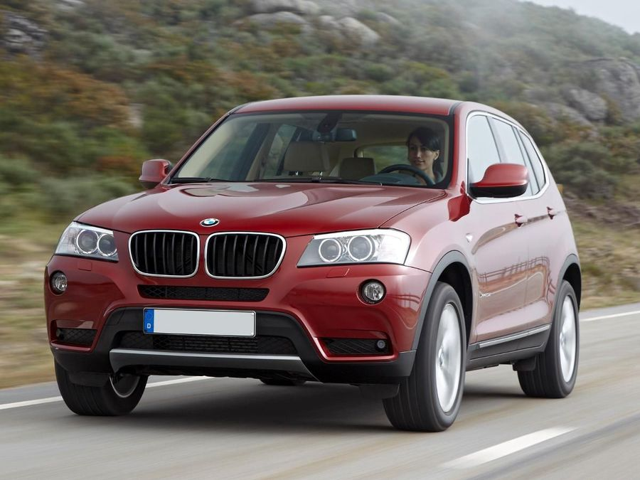 BMW X SUV F Review Auto Trader UK - Bmw 4 by 4