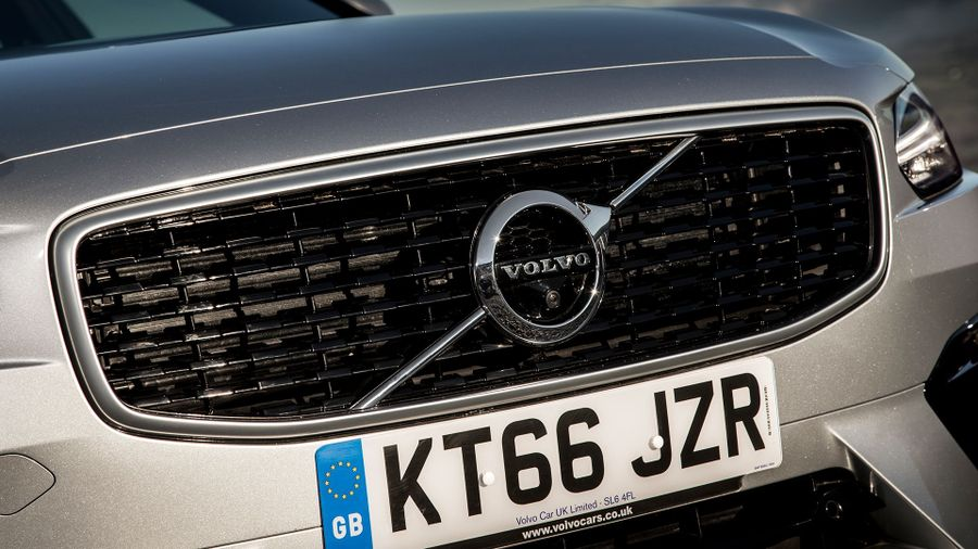 Volvo V90 exterior
