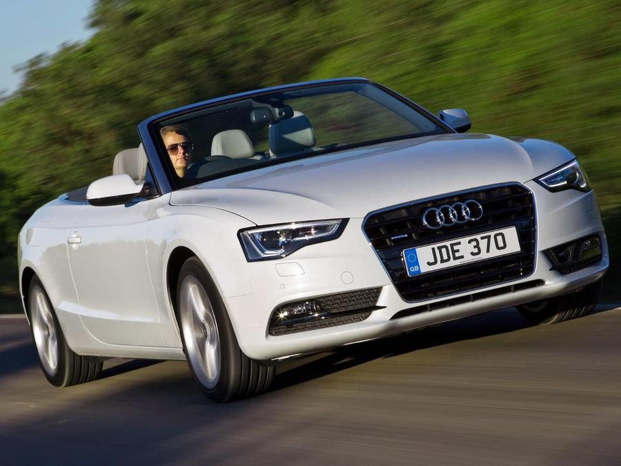 audi a5 cabriolet convertible 2009 review auto. Black Bedroom Furniture Sets. Home Design Ideas