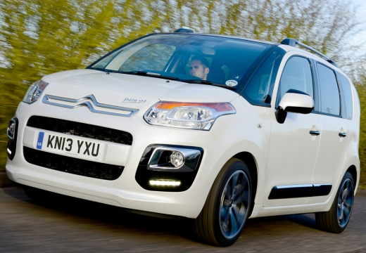 used citroen c3 picasso cars for sale on auto trader uk. Black Bedroom Furniture Sets. Home Design Ideas
