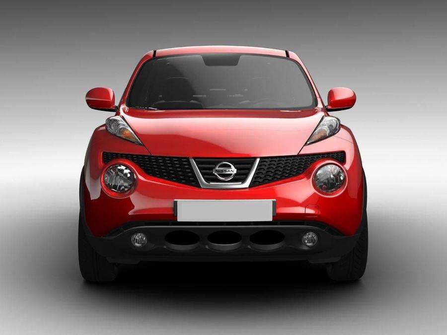 Nissan Juke hatchback