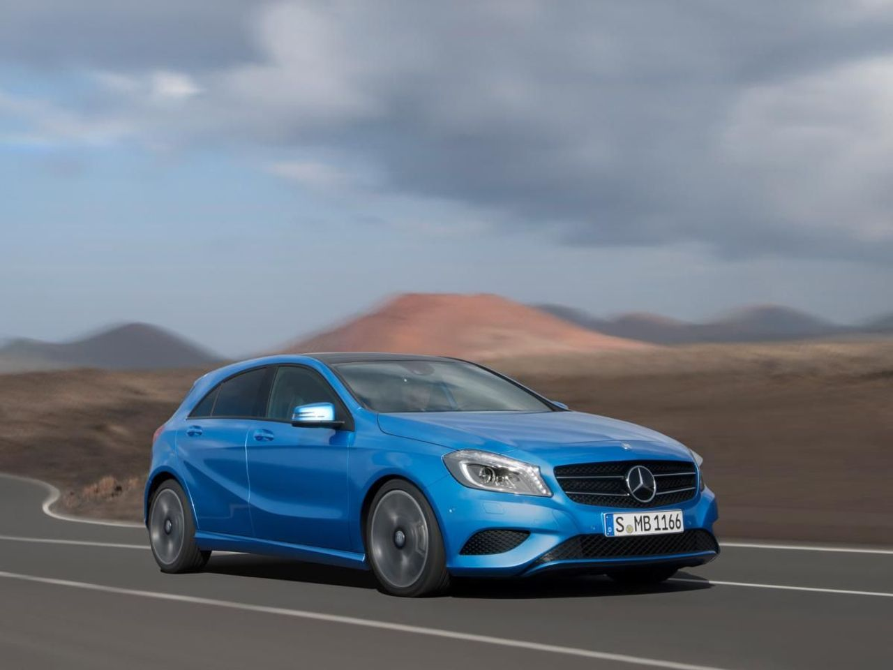 Mercedes-Benz A Class Hatchback (2012 - ) review | Auto ...