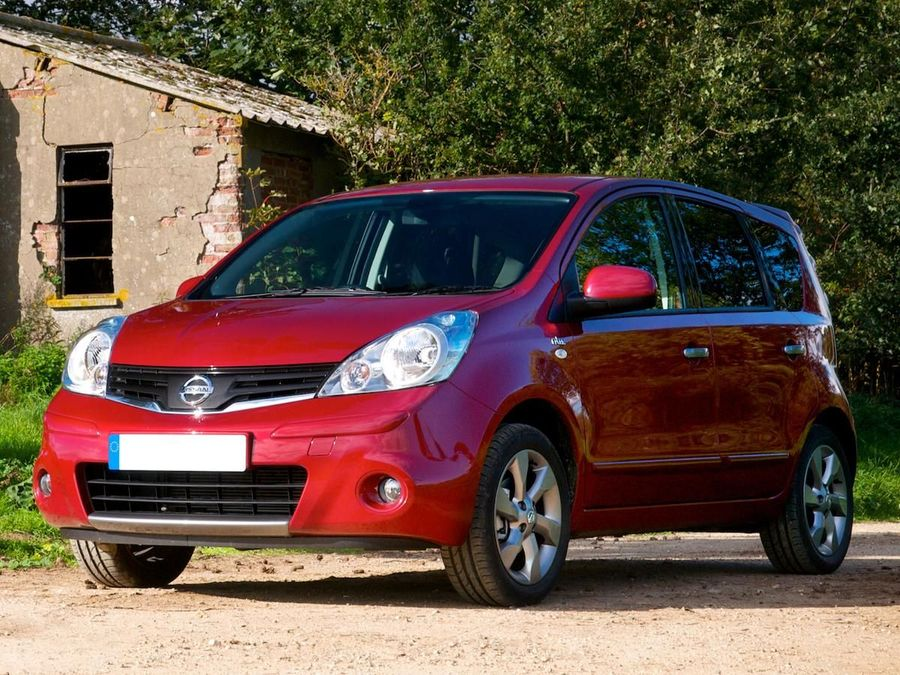nissan note hatchback 2006 2009 review auto trader uk. Black Bedroom Furniture Sets. Home Design Ideas