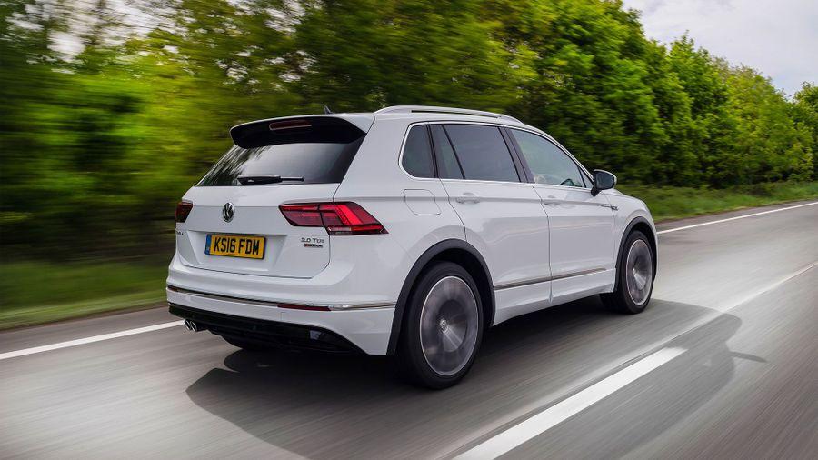New Volkswagen Tiguan Review Amp Deals Auto Trader Uk