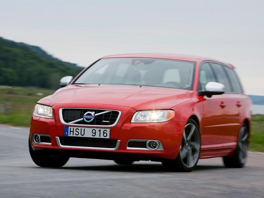 Volvo V70 estate (2007 – ) review   Auto Trader UK