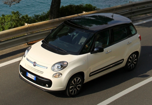 Used Black Fiat 500L Cars for Sale on Auto Trader UK