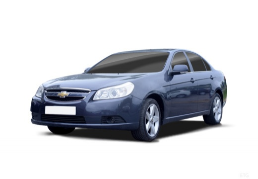 Used Chevrolet Epica