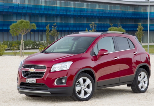 used chevrolet trax cars for sale on auto trader uk