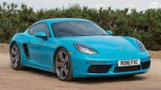 2016 Porsche 718 Cayman S
