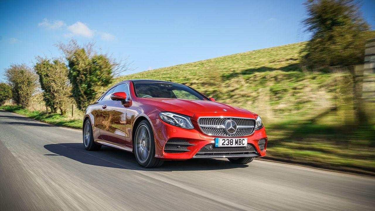 Mercedes benz e class coupe 2017 review auto trader uk for Mercedes benz auto trader