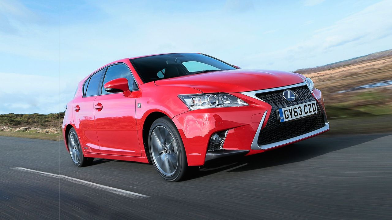 Lexus CT 200h Hatchback (2014 - ) review | Auto Trader UK