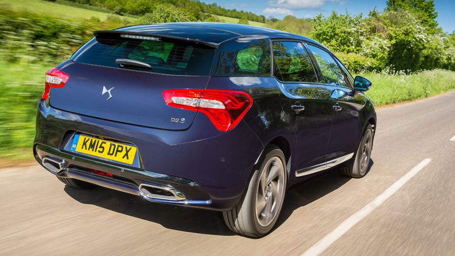 DS 5 performance