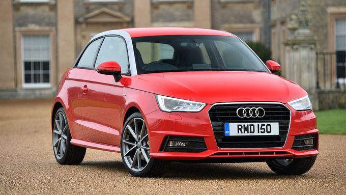 2014 Audi A1 S line static