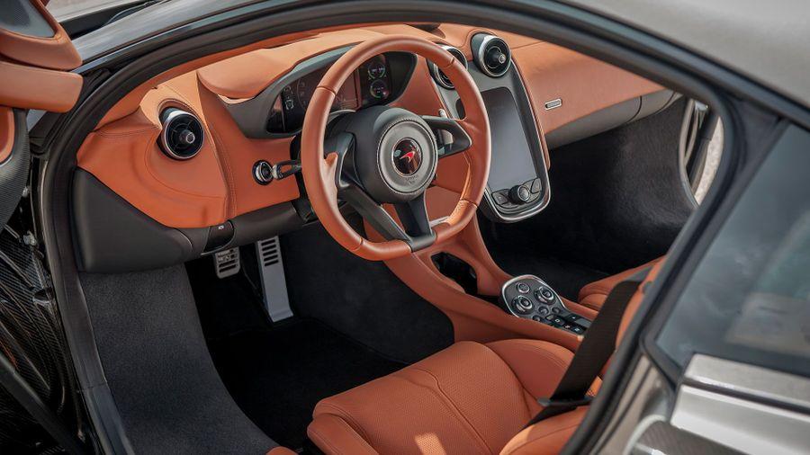mclaren 570s interior. 2015 mclaren 570s coupe mclaren 570s interior