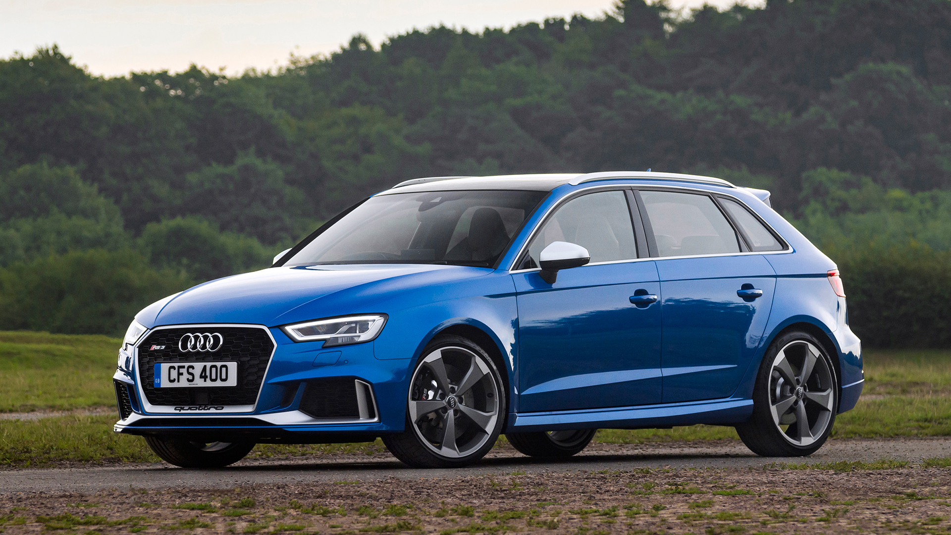 Used Audi RS3 Cars for Sale on Auto Trader UK