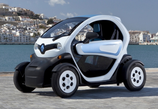 Used Renault Twizy Cars for Sale on Auto Trader UK