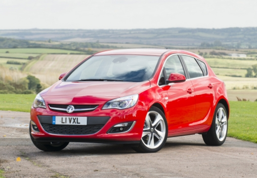 Attractive Used Vauxhall Astra