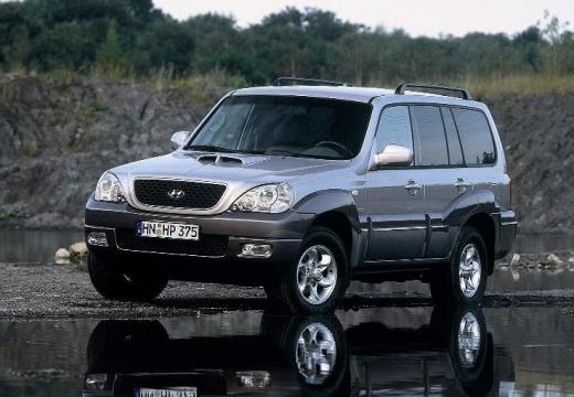 Used Hyundai Terracan Cars For Sale On Auto Trader Uk