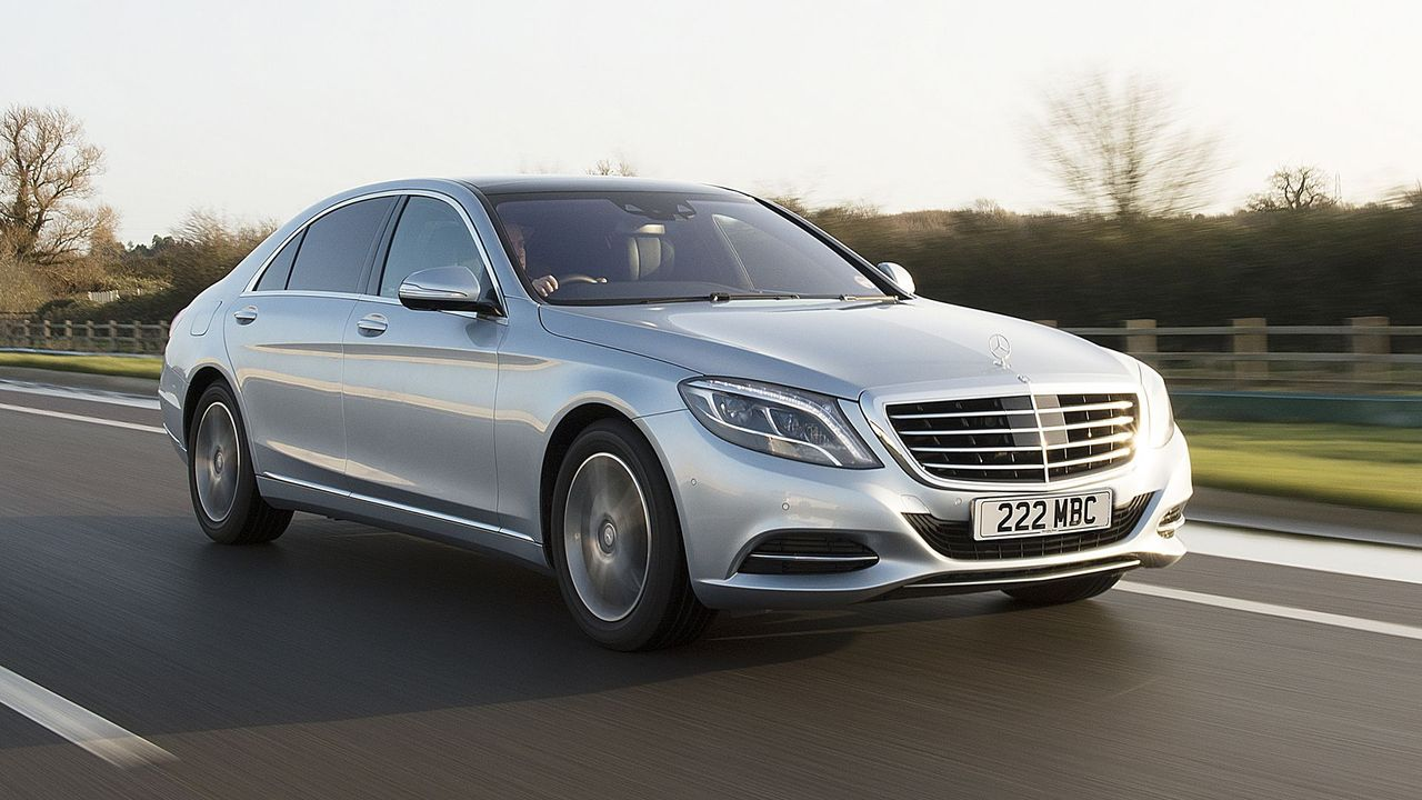 Mercedes s class 2013 review auto trader uk for Mercedes benz auto trader