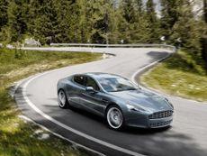 Aston Martin Rapide hatchback