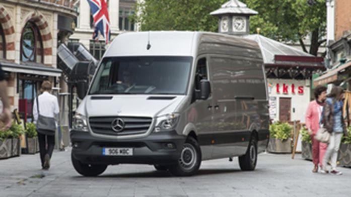 Mercedes-Benz Sprinter Panel Van (2016 - ) MK3 review