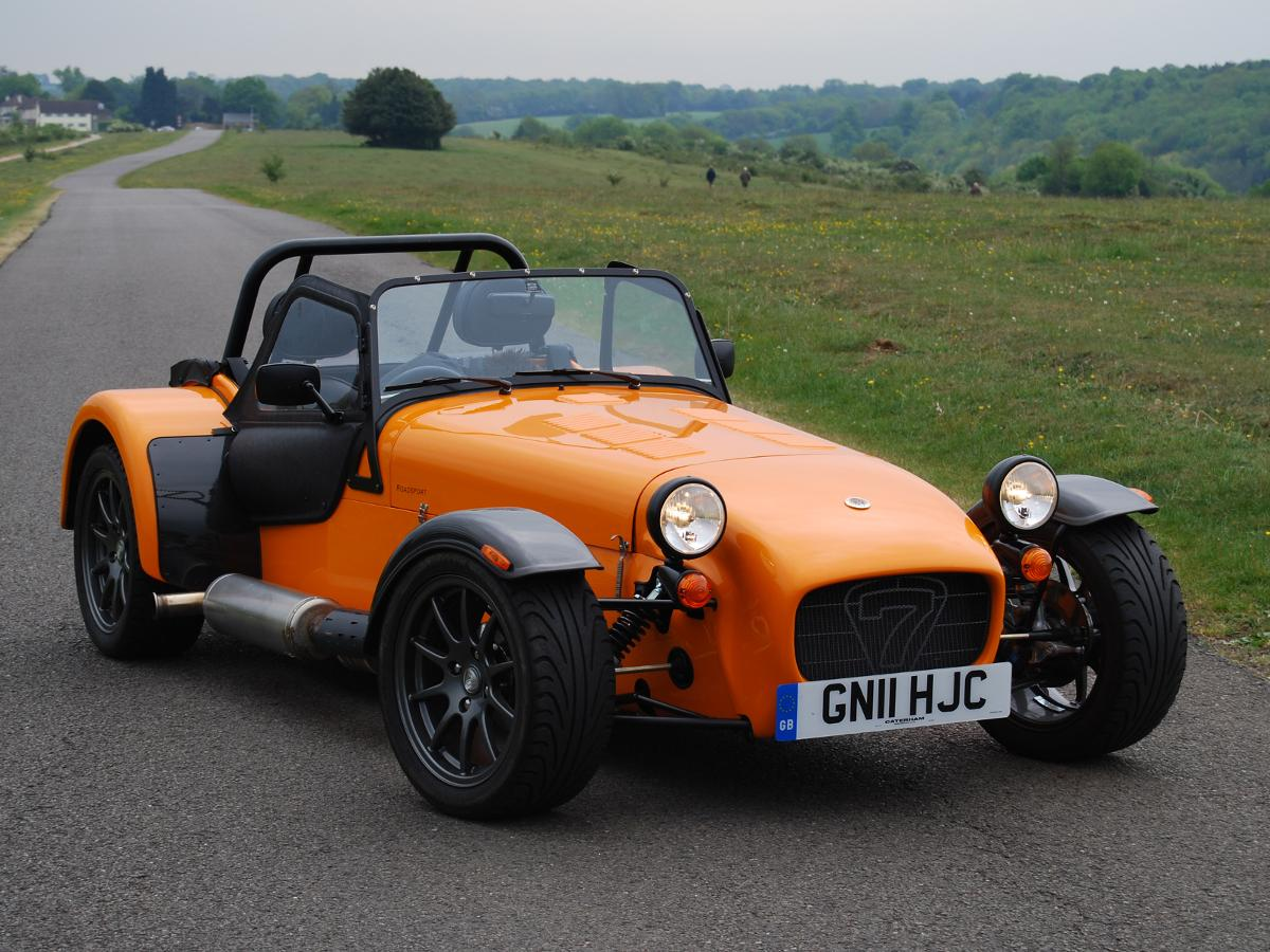 Used Caterham Seven